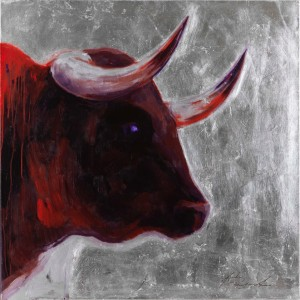 Sangre de toro IV 100x140 2012