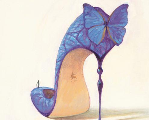 20 x 20 cm Sketches of Love VIII 2013