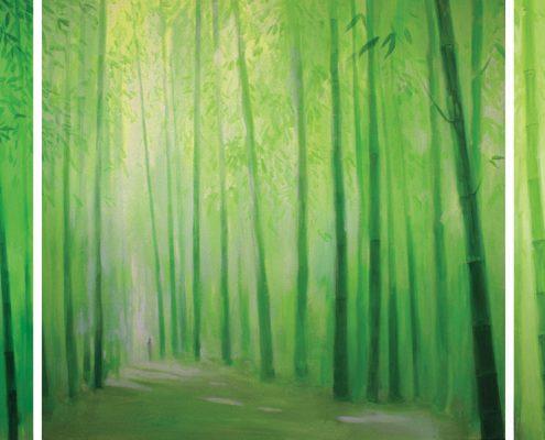 80 x 200 cm Bambus 2003