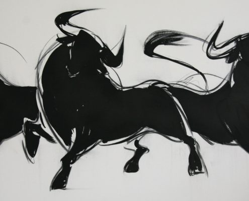 80 x 200 cm Pamplona I 2009