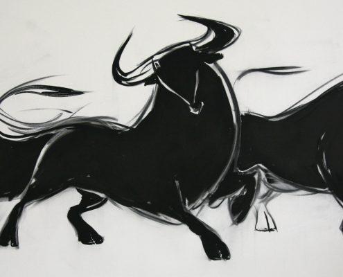 80 x 200 cm Pamplona II 2009