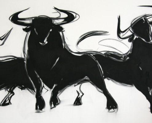 80 x 200 cm Pamplona III 2009