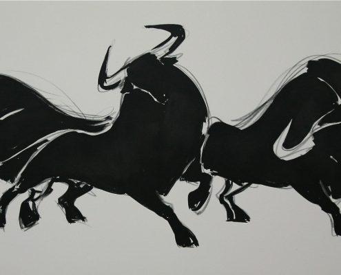 80 x 200 cm Pamplona IX 2009