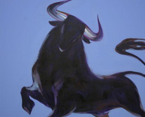 90 x 90 cm Toro III 2009