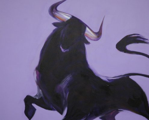 90 x 90 cm Toro V 2009