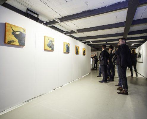 Ausstellung Berlin Umspannwerk
