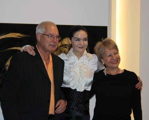 Ausstellung Goldrausch