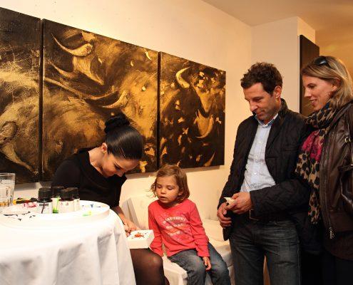 Ausstellung Inna Panasenko