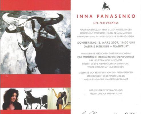Einladung Frankfurt