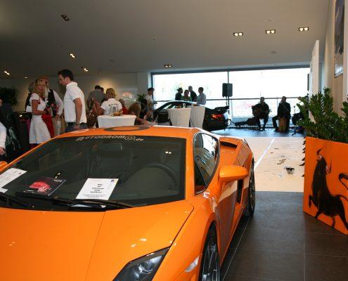 Performance Lamborghini Nürburgring