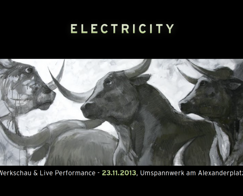 Ausstellung Umspannwerk Berlin 2013