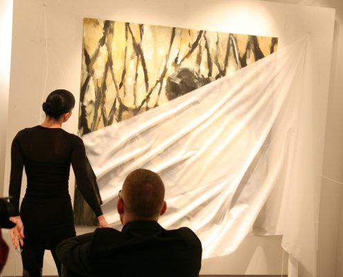 Einladung Ausstellung Düsseldorf