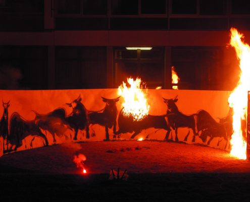 Performance Kassel 2002   Thomas Rosenthal
