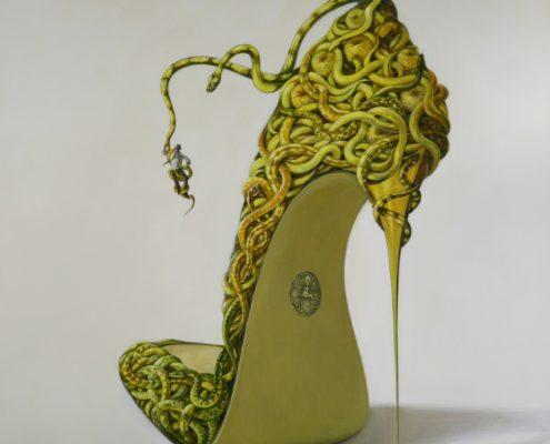 Inna Panasenko shoe
